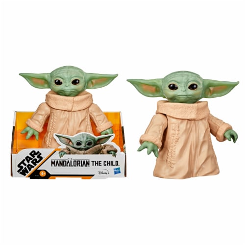 Hasbro Star Wars The Child Figure Perspective: back