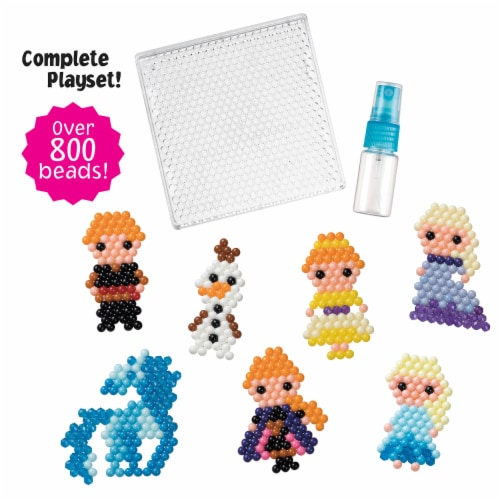 Aquabeads Disney Frozen 2 Character Set Perspective: back