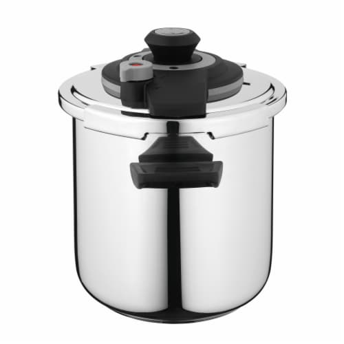 BergHOFF Essentials Vita Pressure Cooker - Stainless Steel Perspective: back