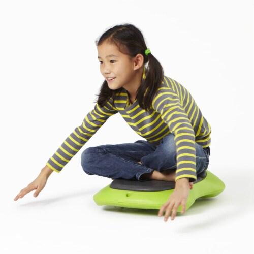 Gonge Floor Surfer Roller Board Perspective: back