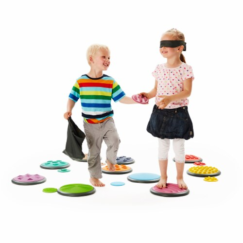 Gonge Tactile Discs Set Perspective: back