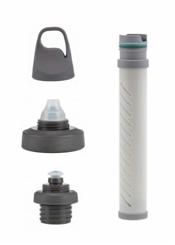 LifeStraw Universal Water Bottle Filter Adapter Kit Perspective: back