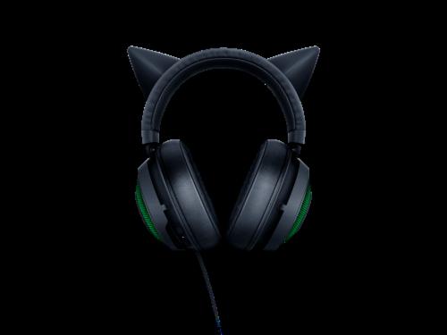 Razer Kraken Kitty Black Chroma USB Gaming Headset Perspective: back