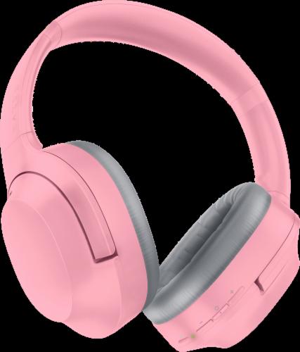 Razer Opus X Quartz Headphones Perspective: back
