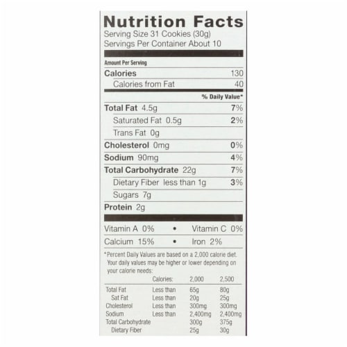 Annie's Homegrown Bunny Grahams - Organic - Friends - Case of 6 - 11.25 oz Perspective: back