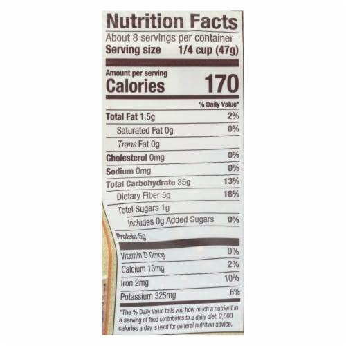 Bob's Red Mill Organic Whole Grain Red Quinoa - Case of 6 - 13 OZ Perspective: back