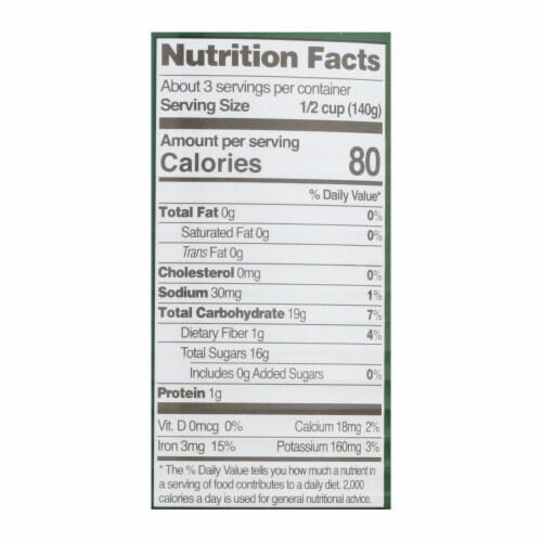 Native Forest Tropical Fruit Salad - Case of 6 - 14 oz. Perspective: back