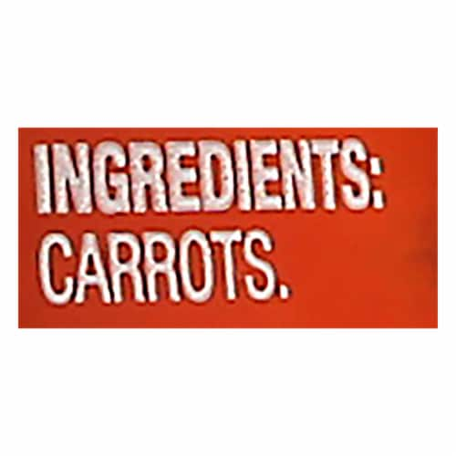 Beech-Nut Naturals Just Carrots Stage 1 Baby Food Perspective: back