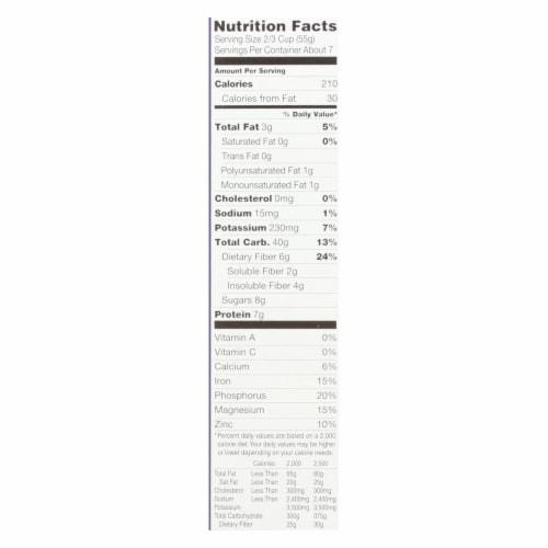 Alpen No Added Sugar Muesli Cereal - Case of 12 - 14 oz. Perspective: back