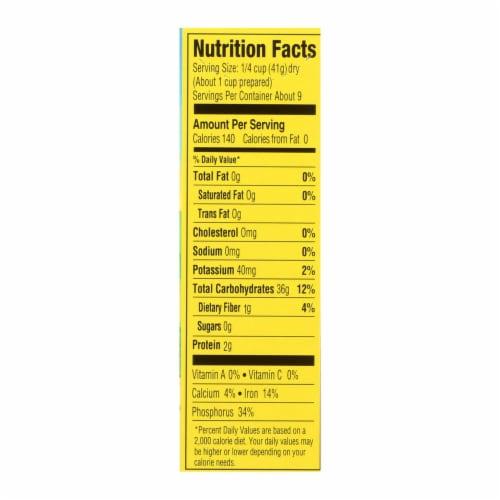 Pocono Cream of Buckwheat - Organic - Case of 6 - 13 oz. Perspective: back