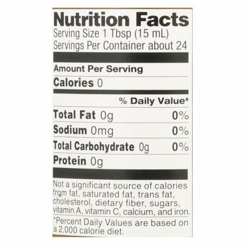 Marukan Organic Rice Vinegar - Case of 6 - 12 Fl oz. Perspective: back