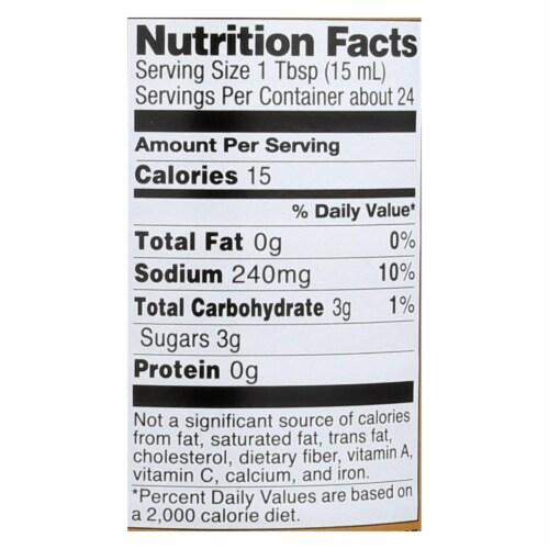 Marukan Rice Vinegar Dressing - Case of 6 - 12 FZ Perspective: back