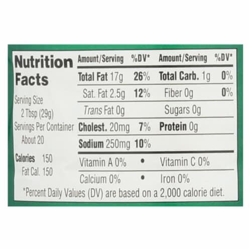 Cardini's Caesar Salad Dressing - Case of 6 - 20 fl oz Perspective: back