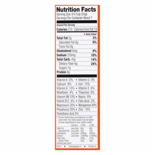Food For Life Organic Flake Cereal - Ezekiel 4:9 Original - Case of 6 - 14 oz Perspective: back