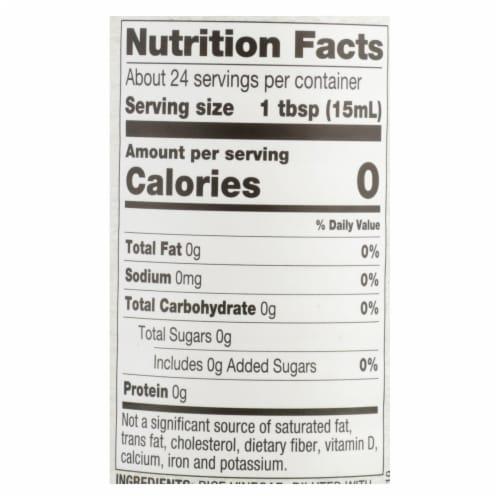 Nakano Rice Vinegar - Vinegar - Case of 6 - 12 Fl oz. Perspective: back