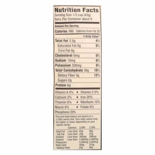 Arrowhead Mills - Organic Quinoa - Case of 6 - 14 oz. Perspective: back