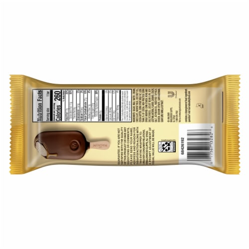 Magnum® Double Caramel Ice Cream Bars Perspective: back