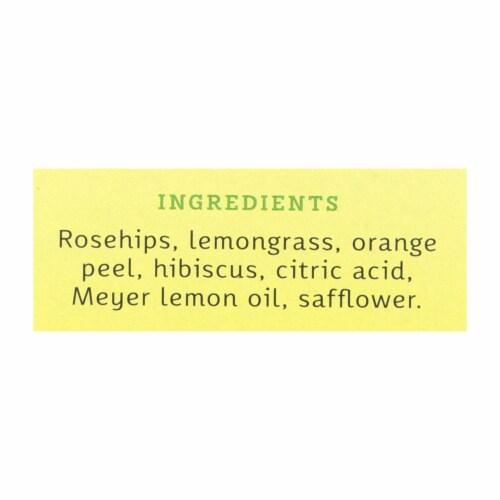 Stash Tea - Tea Herbal Meyer Lemon - Case of 6 - 20 CT Perspective: back