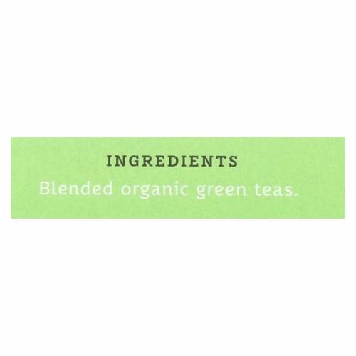 Stash Tea - Organic - Green - Premium - 18 Bags - Case of 6 Perspective: back