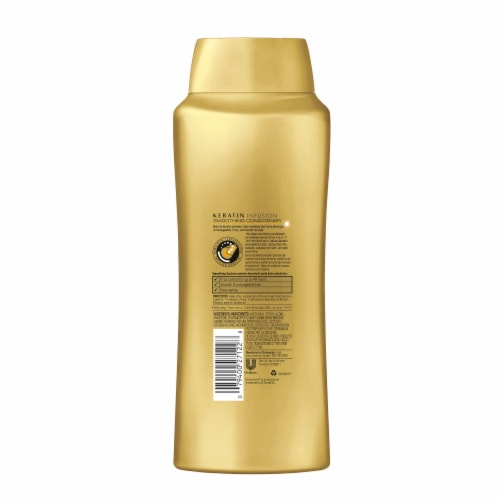 Suave Professionals Keratin Infusion Smoothing Shampoo and Conditioner 4 Count Perspective: back