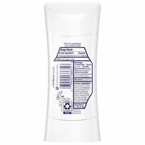 Dove Advanced Care Lavender Fresh Anti-Perspirant Stick Perspective: back