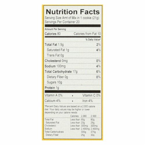 Carr's Whole Wheat Crackers - Case of 12 - 7.1 oz. Perspective: back
