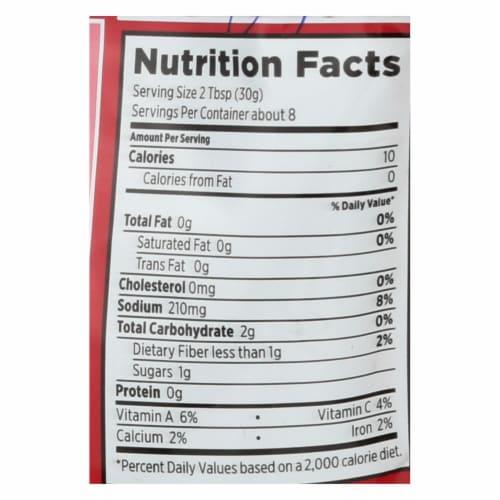 Frontera Foods Red Chile Enchilada Sauce - Enchilada Sauce - Case of 6 - 8 oz. Perspective: back