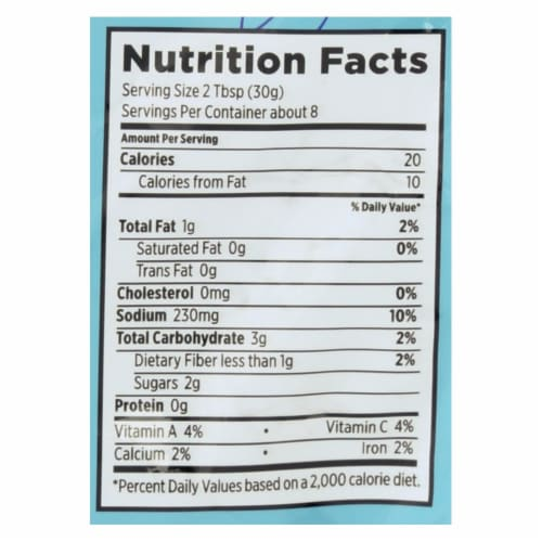 Frontera Foods Chipotle Garlic Taco Skillet Sauce - Skillet Sauce - Case of 6 - 8 oz. Perspective: back