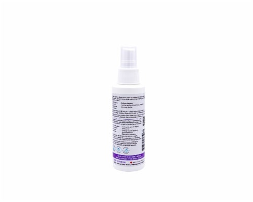 EcoSpaw Bathless Spray - Natural Lavender Scent Perspective: back