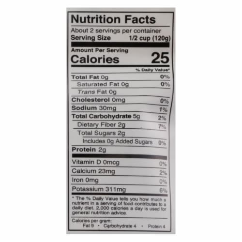Nature's Earthly Choice - Rice Cauliflower - Case of 6 - 8.5 OZ Perspective: back