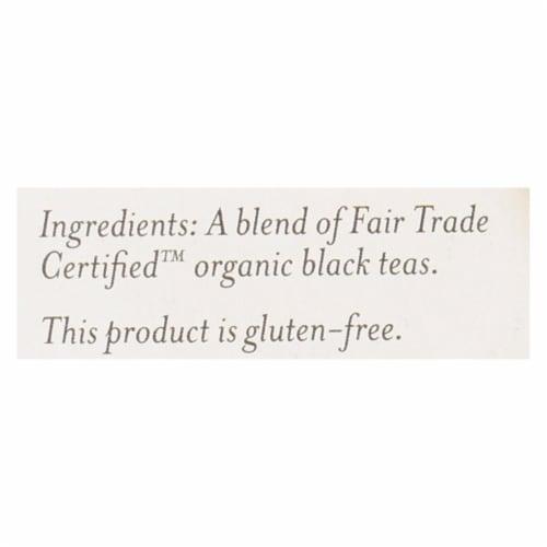 Numi Tea Black Tea - Breakfast Blend - Case of 6 - 18 Bags Perspective: back