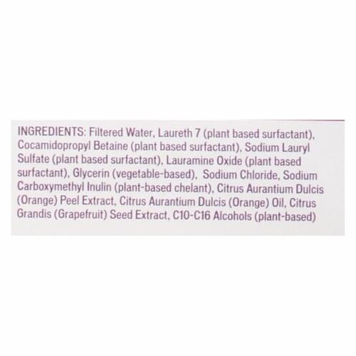 Biokleen - Laundry Liquid Citrus - Case of 6-32 FZ Perspective: back