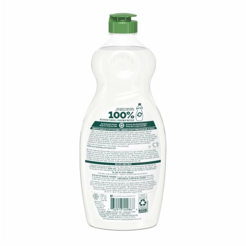 Seventh Generation - Dish Liquid Free & Clear - Case of 6-19 FZ Perspective: back