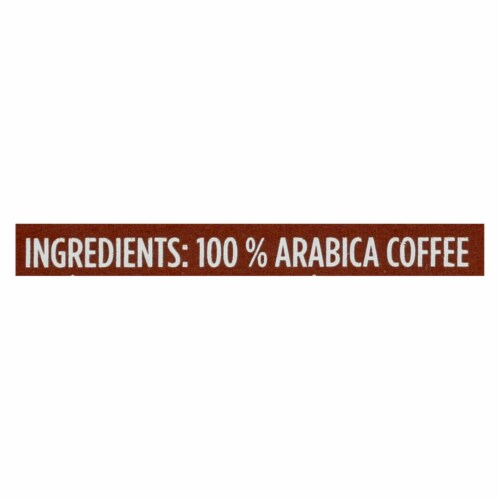 Illy Caffe Coffee - K-cup Braz Arabica Select - Case of 6 - 4.103 OZ Perspective: back