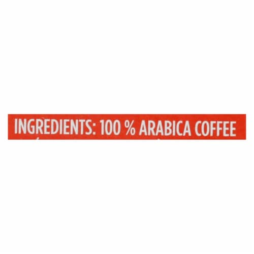 Illy Caffe Coffee - K-cup Colo Arabica Select - Case of 6 - 4.103 OZ Perspective: back