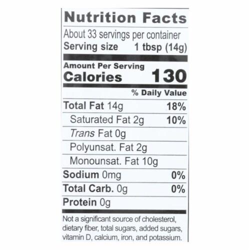 Chosen Foods Avocado Oil - Case of 6 - 16.9 Fl oz. Perspective: back