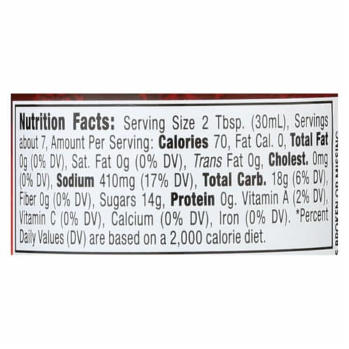 Thai Kitchen Sweet Red Chili Sauce - Case of 6 - 6.57 Fl oz. Perspective: back