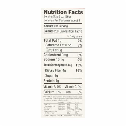 Annie Chun's Maifun Brown Rice Noodles - Case of 6 - 8 oz. Perspective: back