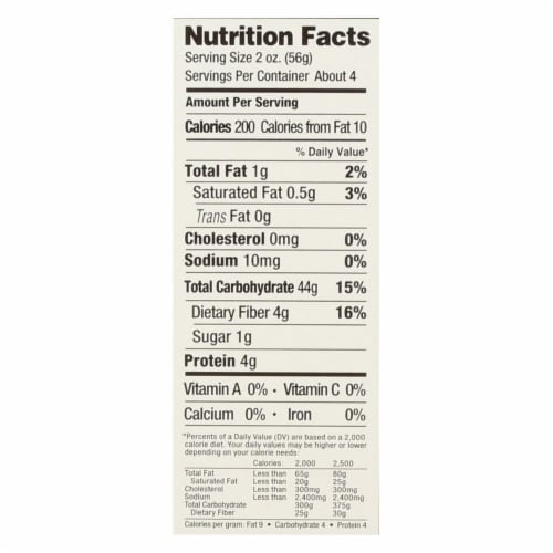 Annie Chun's Pad Thai Brown Rice Noodles - Case of 6 - 8 oz. Perspective: back