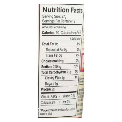 Dr. McDougall's Vegan Spring Onion Noodle Soup Big Cup - Case of 6 - 1.9 oz. Perspective: back