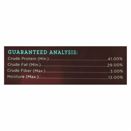Castor and Pollux Good Buddy Jerky Strips Dog Treats - Real Chicken Recipe-Case of 6 - 4.5oz Perspective: back