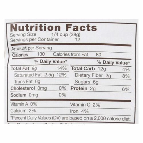 Michele's Granola - Granola Cherry Chocolate - Case of 6-12 OZ Perspective: back