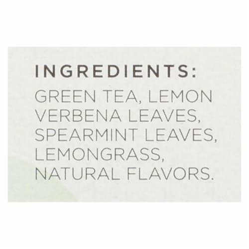 Tazo Tea Green Tea - Zen - Case of 6 - 20 BAG Perspective: back