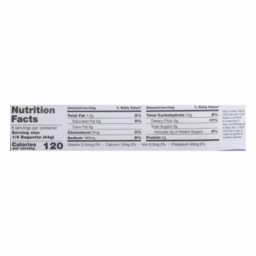 Schar Baguettes Gluten Free - Case of 6 - 12.3 oz. Perspective: back