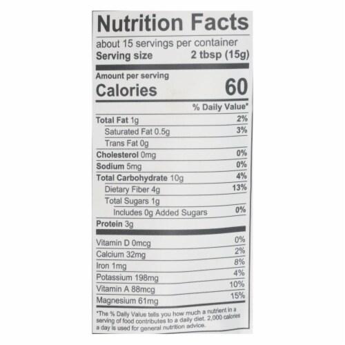 Navitas Organics - Cacao + Organic Antiox Powder - Case of 6 - 8 OZ Perspective: back