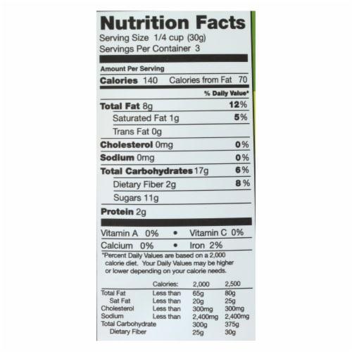 Creative Snacks - Gourmet Blend - Case of 6 - 2.75 oz Perspective: back