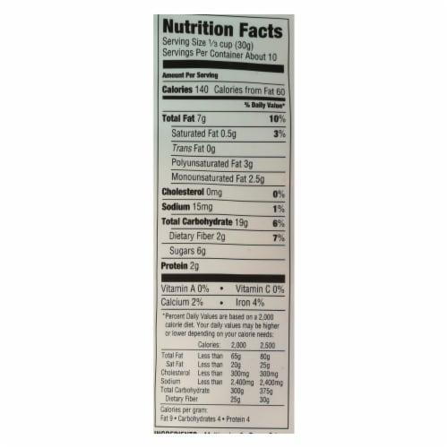Bakery On Main Gluten Free Granola - Apple Raisin Walnut - Case of 6 - 12 oz. Perspective: back