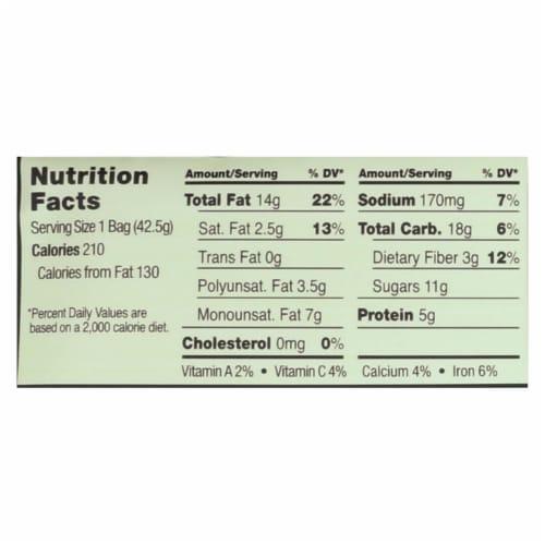 Sahale Snacks Mango Tango Almond Mix, 1.5 Ounce -- 108 per case. Perspective: back