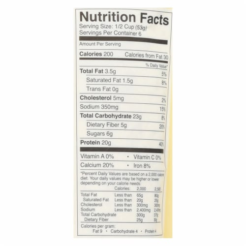 Flapjacked Protein Pancake - Buttermilk Mix - Case of 6 - 12 oz. Perspective: back