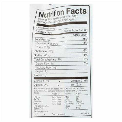 Skinnypop Popcorn Skinny Pop - White Cheddar - Case of 10 - 0.65 oz. Perspective: back